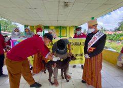Peringati Hari Rabies Sedunia, DPKHP Soppeng Lakukan Vaksinasi Massal Secara Gratis